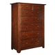 Kincaid Homecoming Dressing Chest in Vintage Cherry 38-105