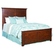 Kincaid Homecoming Winchester King Panel Bed in Vintage Cherry 38-136P