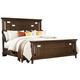 Broyhill Estes Park Queen Panel Bed in Artisan Oak 4364