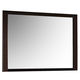 New Classic Bishop Mirror in Chestnut & Ginger 00-145-060
