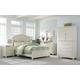 Broyhill Seabrooke Panel Bedroom Set in Cream