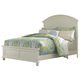 Broyhill Seabrooke California King Panel Bed in Cream 4471