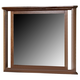 New Classic Clark's Crossing Mirror in African Honey 00-139-060