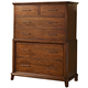 New Classic Clark's Crossing Chest in African Honey 00-139-070