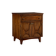 Broyhill Mardella Door Nightstand in Warm Cognac 4277-294 CLEARANCE