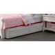 Liberty Furniture Arielle Trundle Unit w/ Panel in Antique White
