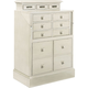 Broyhill New Vintage Task Chest in White 4807-241
