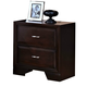 New Classic Garrett Nightstand in Chestnut 00-143-040