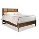 Durham Furniture Harbor Loft High End King Panel Bed 138-144