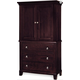 Durham Furniture Manhattan Door Deck and Junior Chest