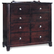 Durham Furniture Manhattan Dressing Chest 227-169