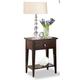 Durham Furniture Manhattan Shelf Night Stand 227-205