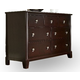 Durham Furniture Manhattan Triple Dresser 227-173