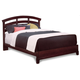 Durham Furniture Manhattan King Slat Bed Complete 227-140