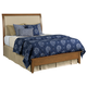 Kincaid Gatherings Meridian Queen Bed in Honey Finish 44-2510P