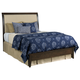Kincaid Gatherings Meridian Queen Bed in Molasses Finish 44-2530P