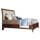 Kincaid Gatherings Meridian Queen Storage Bed in Molasses Finish