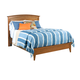 Kincaid Gatherings Arch Queen Bed in Honey Finish 44-2120P