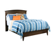 Kincaid Gatherings Arch Queen Bed in Molasses Finish 44-2130P