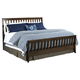 Kincaid Gatherings Slat Queen Bed in Molasses Finish 44-2730P
