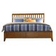 Kincaid Gatherings Slat Queen Storage Bed in Honey Finish