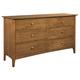 Kincaid Gatherings Latham Dresser in Honey Finish 44-0911