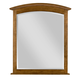 Kincaid Gatherings Arch Mirror in Honey Finish 44-1810