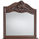 Pulaski Furniture Cheswick Mirror in Brown 729110 CLEARANCE