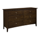 Kincaid Gatherings Latham Dresser in Molasses Finish 44-0931