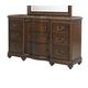 Pulaski Furniture Montgomery Dresser in Brown 698100