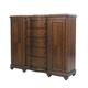 Pulaski Furniture Montgomery Master Chest in Brown 698123