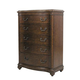Pulaski Furniture Montgomery Drawer Chest in Brown 698124