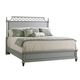 Stanley Preserve King Botany Bed in Lamb's Ear 340-53-45 CLOSEOUT