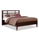 Durham Furniture Metro East King Low Panel Bed 139-143