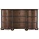 Bernhardt Eaton Square Nine Drawer Dresser in Harvest Brown 352-051