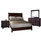 Durham Furniture Manhattan Sleigh Bedroom Set