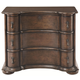 Bernhardt Eaton Square Bachelor's Chest in Harvest Brown 352-230