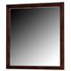 New Classic Ridgecrest Mirror in Distressed Walnut 00-131-060