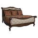 Bernhardt Eaton Square King Sleigh Bed in Harvest Brown 352