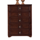 New Classic Ridgecrest Chest in Distressed Walnut 00-131-070