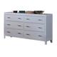 New Classic Selena Dresser in White 00-144-050W