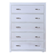 New Classic Selena Chest in White 00-144-070W