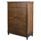 Kincaid Bedford Park Pembroke Drawer Chest in Hazelnut 74-105
