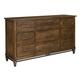 Kincaid Bedford Park Wheaton Dresser in Hazelnut 74-160