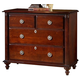 Durham Furniture Brookline Bedside Chest 1605-204