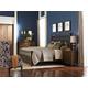 Kincaid Bedford Park Elements Bedroom Set in Hazelnut