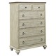 Kincaid Weatherford Hamilton Chest in Cornsilk 75-105