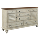 Kincaid Weatherford Ellesmere Dresser in Cornsilk 75-160