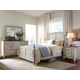 Kincaid Weatherford Westland Poster Bedroom Set in Cornsilk