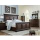 Broyhill Lyla™ Panel Bedroom Set in Dak Spice
